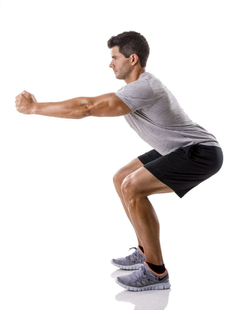 squat exercise for weight loss